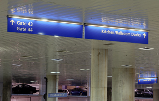 McCormick Place Signage