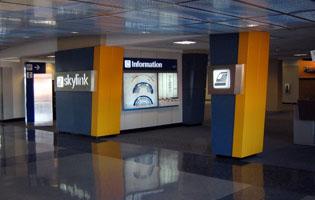 DFW Airport Signage