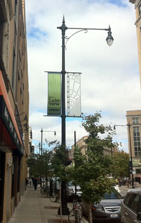Lakeview Streetscape Signage