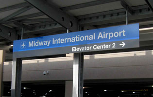 Midway Signage